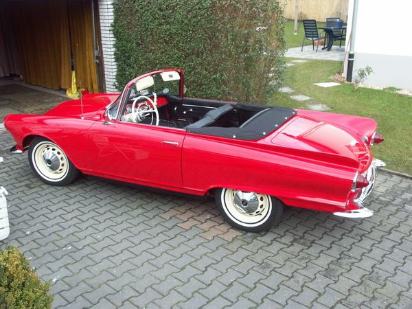 1963 auto union dkw 1000 sp cabrio. Black Bedroom Furniture Sets. Home Design Ideas